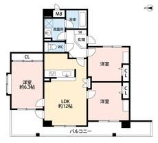 全居室収納付き^^2021年3月リフォームしてあります^^
