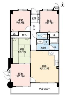 2021年2月内装リフォーム済みです。綺麗なお部屋で新生活を始めませんか^^