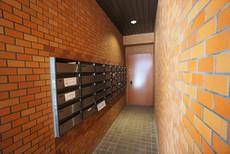 1階メールボックス。