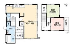 リビングには収納があるので便利ですね^^お気に入りの家具やインテリアで自分好みの空間を作りませんか。