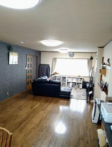 お気に入りの家具を配置したり、お好きな雑貨を飾って居心地の空間を作りましょう^^