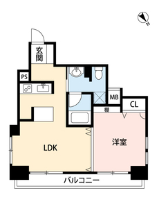 地下鉄空港線祇園駅徒歩6分、角部屋、高層階、デザイナーズマンション、家具家電付き1LDK。セカンドハウスとしても利用できる物件です。