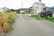 車の通り抜けができないため、子供たちがタウン内で遊んでも安心です。
