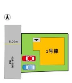 並列2台駐車できます^^